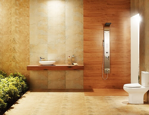Johnson Bathrooms Fittings