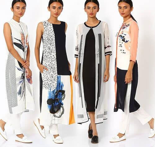 W Women Wear female clothing brand
