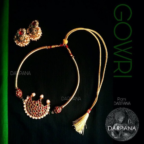 Darpana artificial jwellery