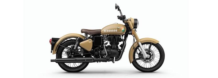 eicher motors bike