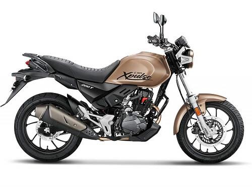 hero motocorp bike