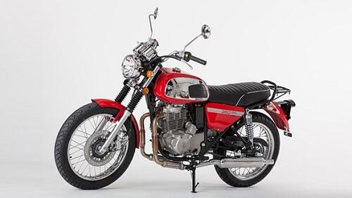 Mahindra Two Wheelers bike