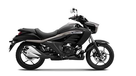 Suzuki India bike