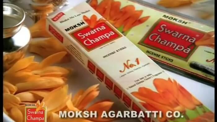 Moksh Agarbatti brands