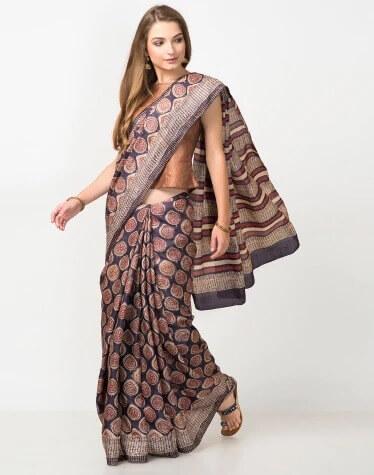 Fab India saree in India