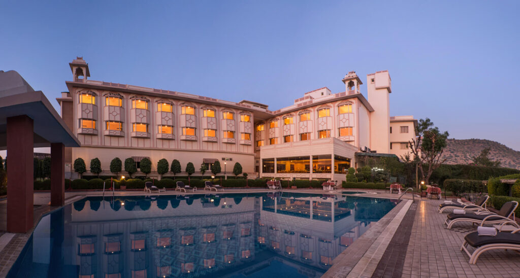 KK Royal Retreat jaipur
