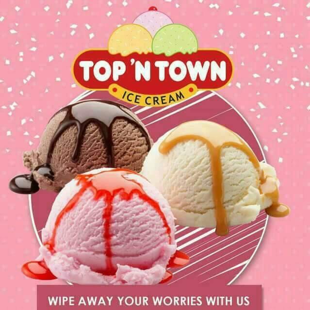 Top N Town Ice cream