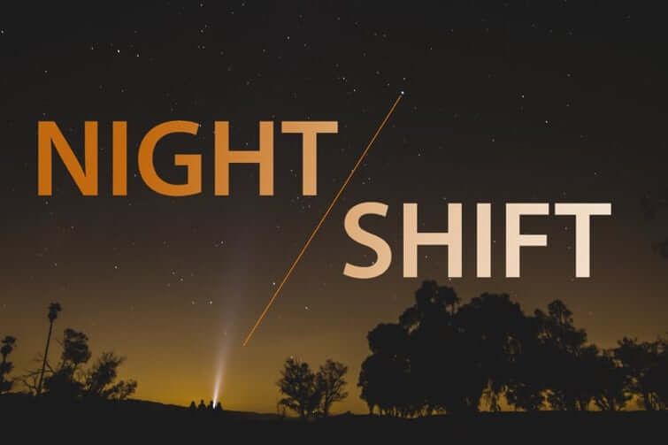 Night Shift Workers Can Benefit From Light Therapy