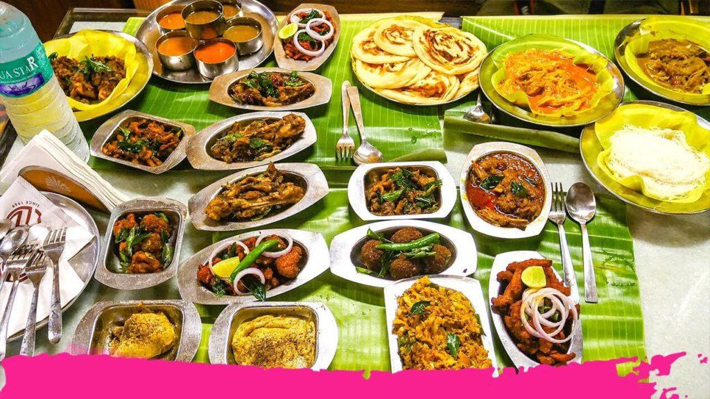 Famous street food of Meghalaya